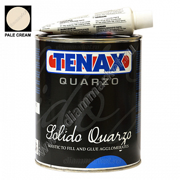 Клей-мастика SOLIDO QUARZO PALE CREAM (1л) TENAX