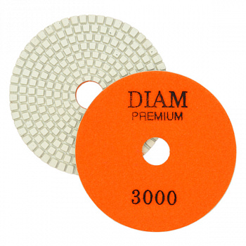 АГШК Ø100мм #3000 DIAM Premium White Wet