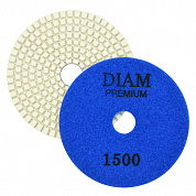 АГШК Ø100мм #1500 DIAM Premium White Wet